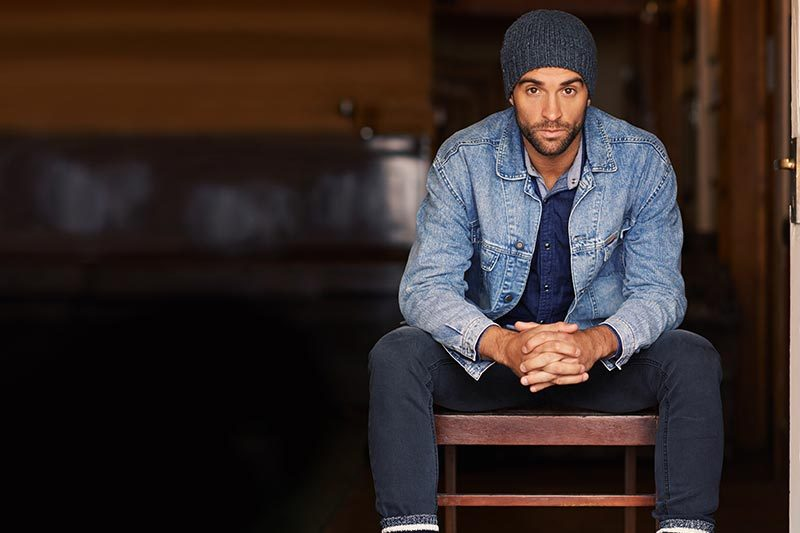 Men's style and image package