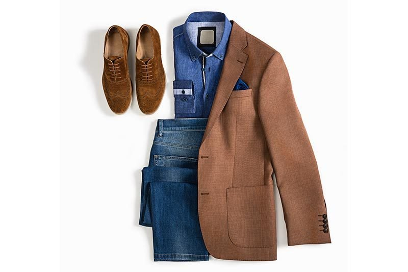 Style deluxe package for men