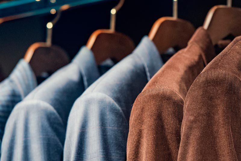Men's wardrobe refresh