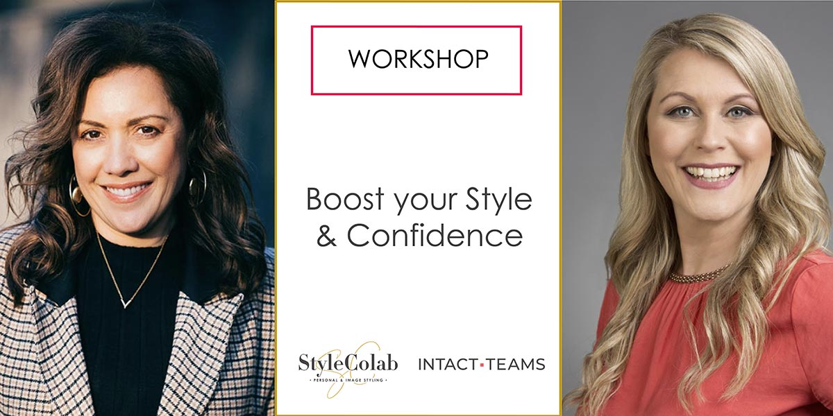 Boost your style & confidence workshop