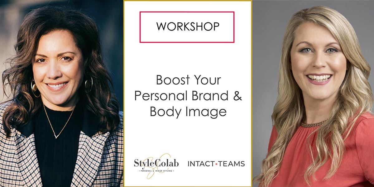 Boost your Personal Brand and Body Image workshop