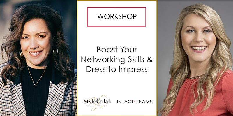 Boost your networking skills & dress to impress workshop
